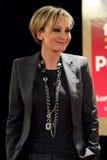 Patricia Kaas in Paris Lizenzfreies Stockfoto