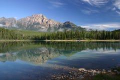 Patricia Lake Royalty-vrije Stock Foto's