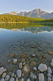 Patricia Lake Royalty Free Stock Photography