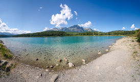Patricia Lake Stock Image