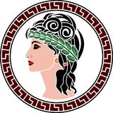 Patrician women Royalty Free Stock Images