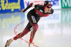 Patrick Beckert - speed skating Royalty Free Stock Photography