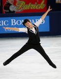 Patrick CHAN (CAN) Stock Image