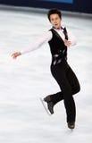 Patrick Chan de Canadá Imagem de Stock Royalty Free