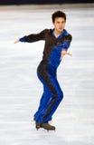 Patrick Chan del Canadas immagine stock