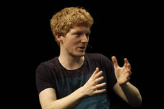 Patrick Collison Stock Images