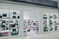 Patrick cox shop in hong kong Royalty Free Stock Photography