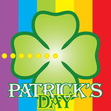 Patrick day Stock Image