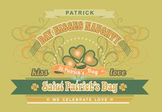 Patrick Day Stock Images