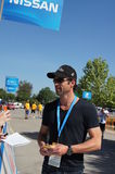 Patrick Dempsey Actor Royalty-vrije Stock Foto