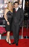 Patrick Dempsey and Jillian Dempsey Royalty Free Stock Photos
