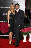 Patrick Dempsey and Jillian Dempsey Royalty Free Stock Photo