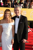 Patrick Duffy, Linda Grey Royalty Free Stock Images