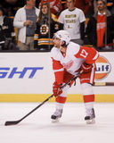 Patrick Eaves Detroit Red Wings Foto de archivo libre de regalías