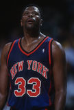 Patrick Ewing of the New York Knicks. Royalty Free Stock Photography
