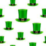 Patrick hat background Stock Photography