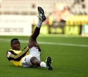 Patrick Kpozo, AIK Lizenzfreies Stockfoto