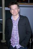 Patrick Lussier chega na premier 3D irritada da movimentação Imagem de Stock