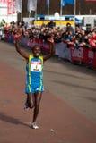 Patrick Makau CPC 2010 Images libres de droits