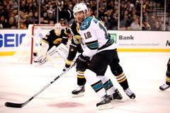Patrick Marleau San Jose Sharks Stock Photo