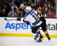 Patrick Marleau, San Jose Sharks Stock Images
