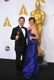 Patrick Osborne & Kristina Reed Stock Photo