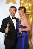 Patrick Osborne & Kristina Reed Royalty Free Stock Image