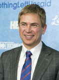 Patrick Pat Kiernan. NY-1 tv personality Pat Kiernan arrives on the red carpet for the New York City premiere of HBO Documentary Films:  Nothing Left Unsaid Stock Images
