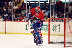 Patrick Roy Royalty Free Stock Photography
