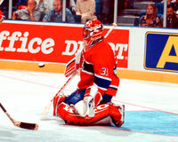 Patrick Roy Montreal Canadiens Royalty Free Stock Photo