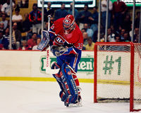 Patrick Roy Montreal Canadiens Royalty Free Stock Image