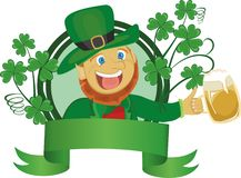 Patrick's day Stock Photography