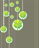Patrick's Day background Royalty Free Stock Images