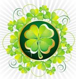 Patrick's Day background Royalty Free Stock Photo