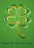 Patrick's day - background Royalty Free Stock Photos