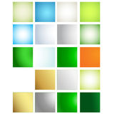 Patrick's Day Gradients Backgrounds. Conceptual Design of Patrick's Day Gradients Backgrounds Royalty Free Stock Image