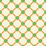 Patrick's Day seamless pattern Stock Image