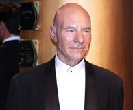 Patrick Stewart at Madame Tussauds Stock Photo