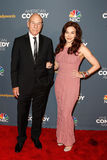 Patrick Stewart, Sunny Ozell Images stock