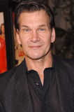 Patrick Swayze. Actor PATRICK SWAYZE at the Los Angeles premiere of Last Holiday. January 12, 2006  Los Angeles, CA.  2006 Paul Smith / Featureflash Royalty Free Stock Photo