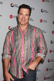 Patrick Warburton, a queda Fotos de Stock Royalty Free
