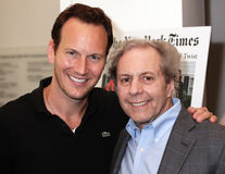 Patrick Wilson and Dr. Richard Brown Royalty Free Stock Image