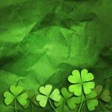 Patricks dagbakgrund Fotografering för Bildbyråer