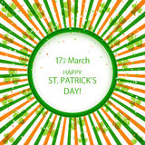 Patricks day Stock Photography