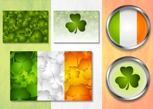 Patricks Day vector design Stock Photography