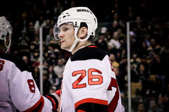 Patrik Elias New Jersey Devils. New Jersey Devils forward Patrik Elias #26 Stock Photography