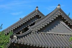Patrimônio mundial do UNESCO de Coreia - templo de Bulguksa Imagem de Stock Royalty Free