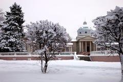 Patrimoine commémoratif Arkhangelskoe Photographie stock