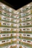 Patrimoines de logement à caractère social photographie stock libre de droits