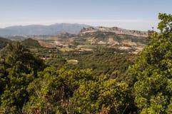 Patrimonio, Corse Haute, Córsega, Córsega superior, França, Europa, ilha imagem de stock royalty free